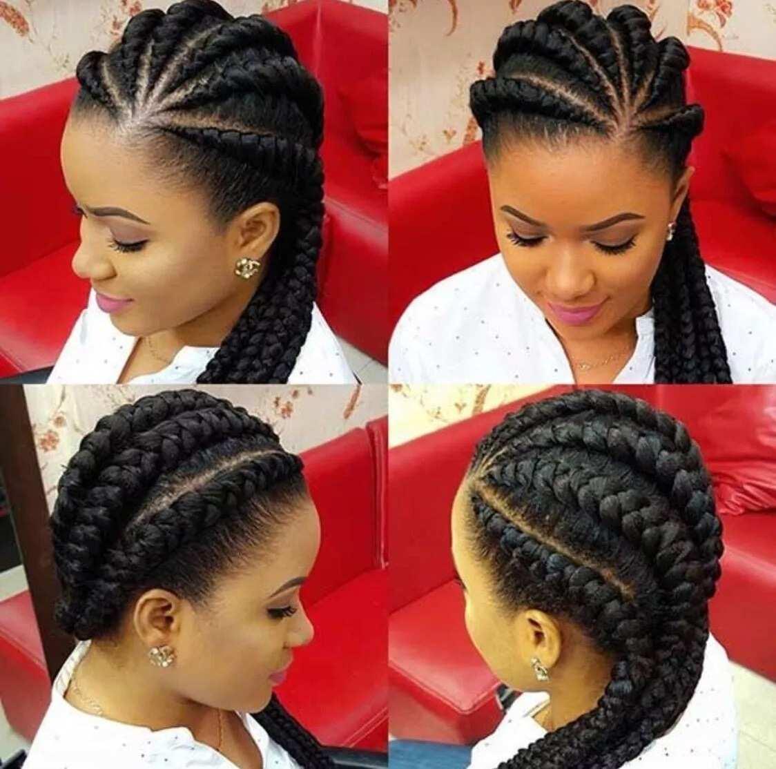 3D braids
