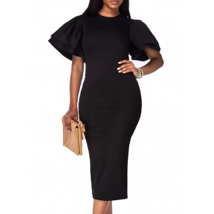 00863744d5bd Types of sleeves for dresses and their names ▷ Legit.ng