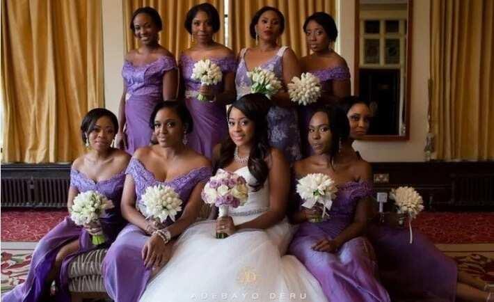 3e4512fad7 Bridesmaid dresses in Nigeria ▷ Legit.ng