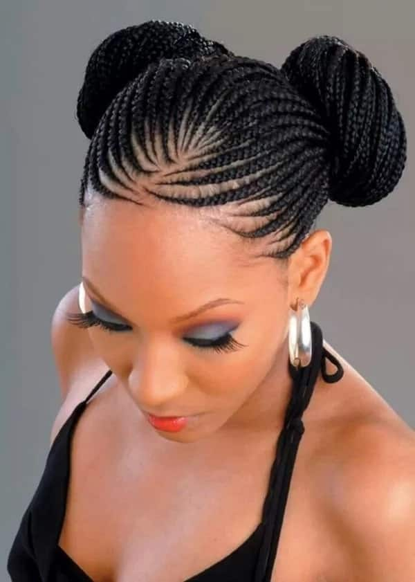 Nigerian Hairstyles Braiding Styles In 2018 Legit Ng