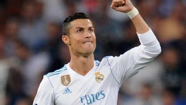 Cristiano Ronaldo wins 'All football 2017 best player' award