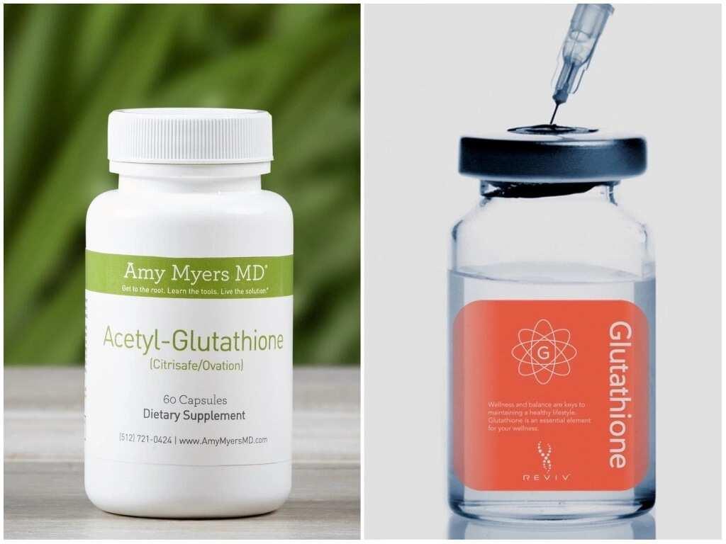 Glutathione for skin whitening side effects ▷ Legit ng