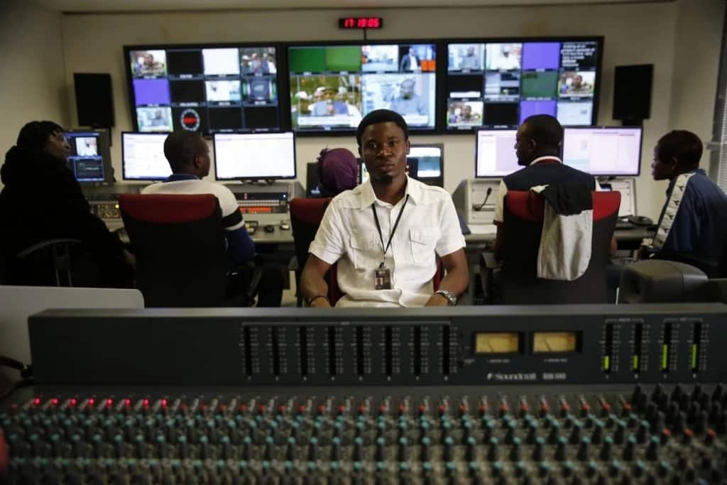 TV channels in Nigeria and their frequencies