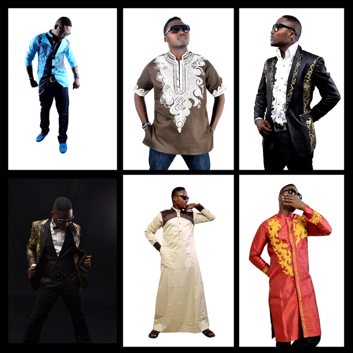 Top fashion designers in Nigeria Soares Anthony