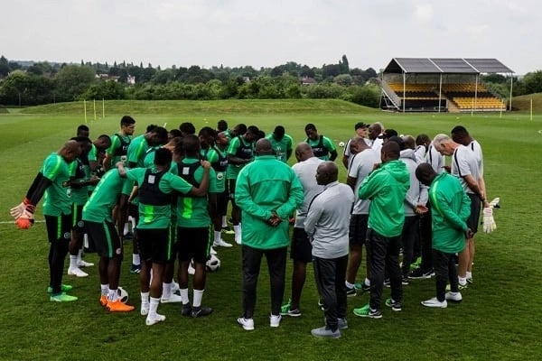 Super Eagles suffer terrible defeat to Togo in tough African competition