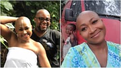 Racist Lebanese barber residing in Nigeria illegally discovered after refusing actress Mary Remmy-Njoku hair cut