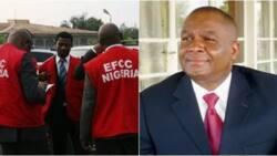 Court orders EFCC to arrest former governor of Enugu state Chimaroke Nnamani