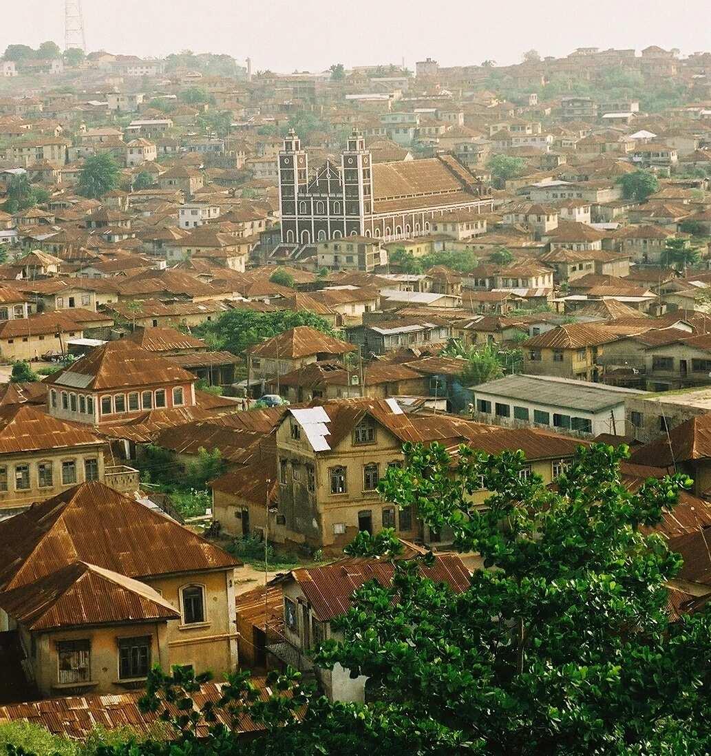 Abeokuta in Ogun State