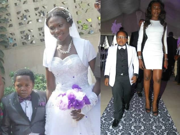 Actor Chinedu Ikedieze wedding