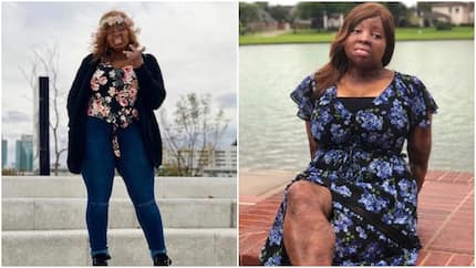 Sosoliso plane crash survivor Kechi Okwuchi shows off her dance steps in viral video