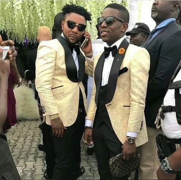 You need to see these amazing photos from Oritsefemi's wedding in Lagos