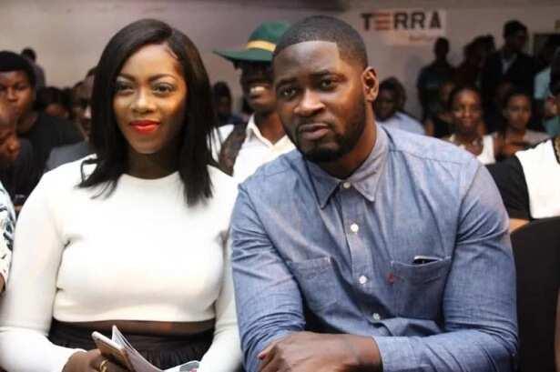 Tiwa Savage and ex-husband