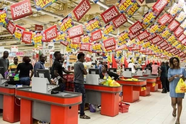 An example of scale of preference in Nigerian shop