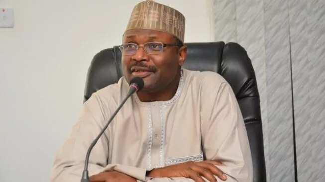 Shugaban hukumar INEC, Mr. Yakubu