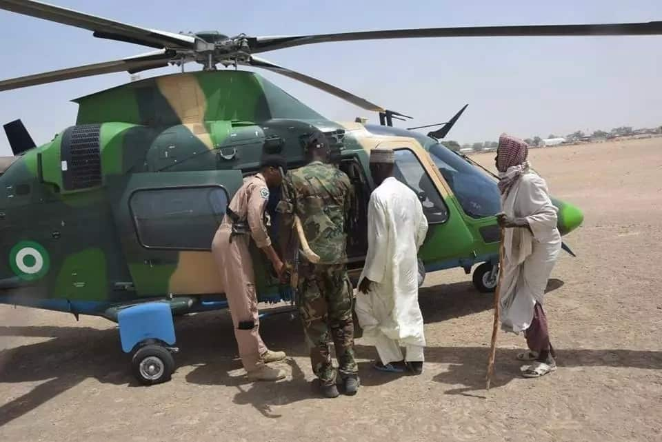 NAF commences medical outreach for IDPs in Rann, over 3,350 to benefit