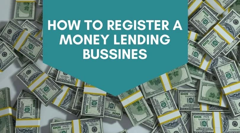 How to register a money lending business in Nigeria? ▷ Legit ng