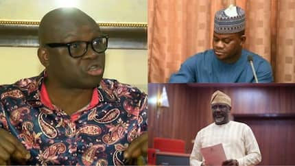 Melaye's failed recall can't affect my political future - Governor Bello boasts