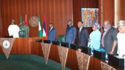 Baba Ahmed yayi wata arangama da Ministan wasanni Salomon Dalung