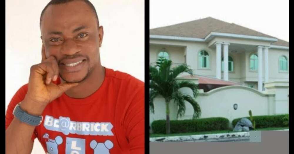 Odunlade Adekola's new hotel in Abeokuta