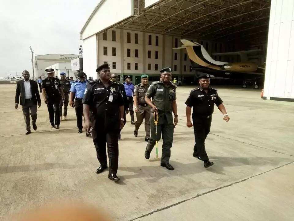 IGP Idris arrives Zamfara following killings by armed bandits