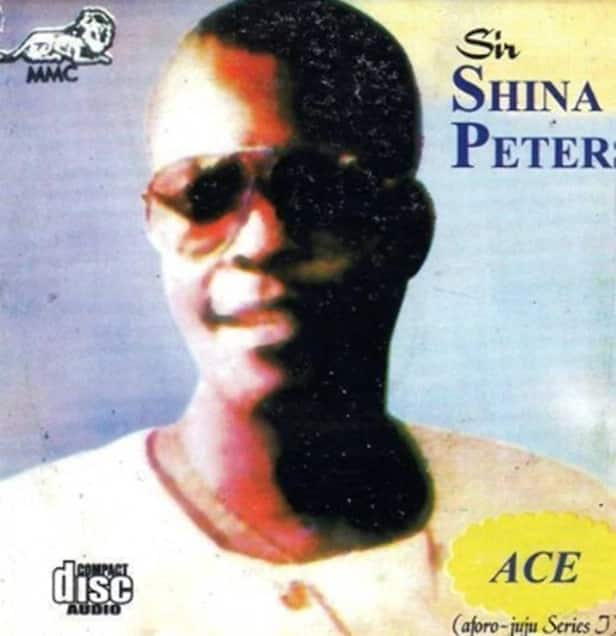 History of Sir Shina Peters and his rise to fame
