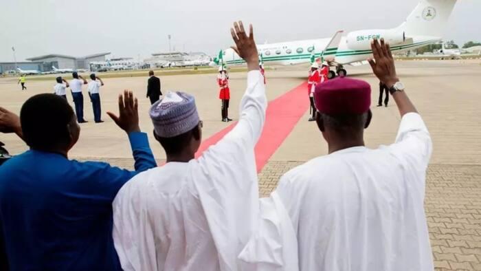 Yadda PDP ke son 'cin kasuwa' daga rashin lafiyar shugaba Buhari