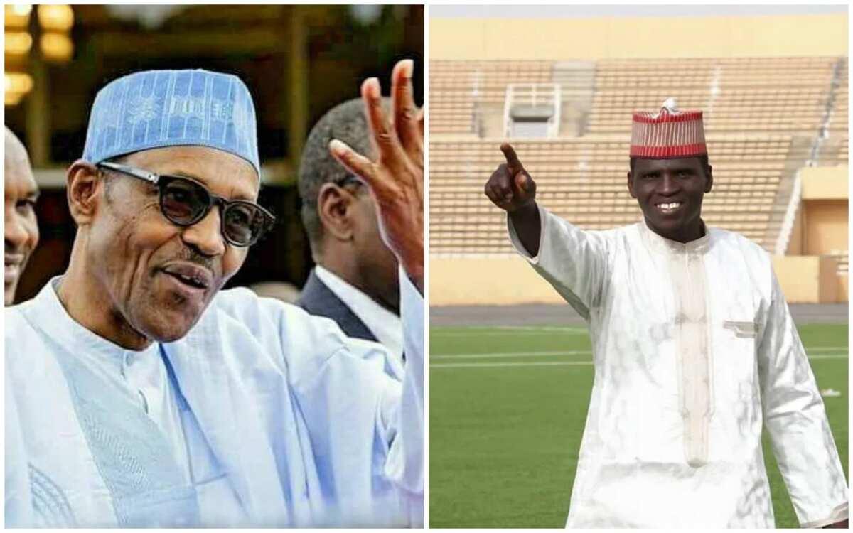 2019: Buhari ya nada Dauda Rarara a matsayin daraktan wakoki na kasa
