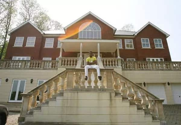 Mikel Obi's house