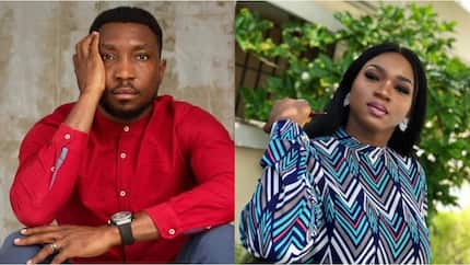 Singer Timi Dakolo shades follower who called his career dead for supporting Noble Igwe
