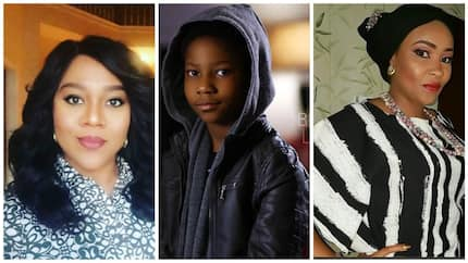 Stella Damasus hits back hard at haters for condemning her post on Doris Simeon's son