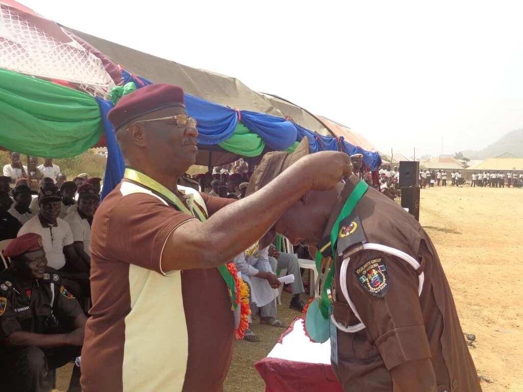 Vigilante group of Nigeria salary
