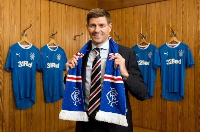 Steven Gerrard confirmed as Rangers boss as Liverpool legend agrees four-year deal at Ibrox