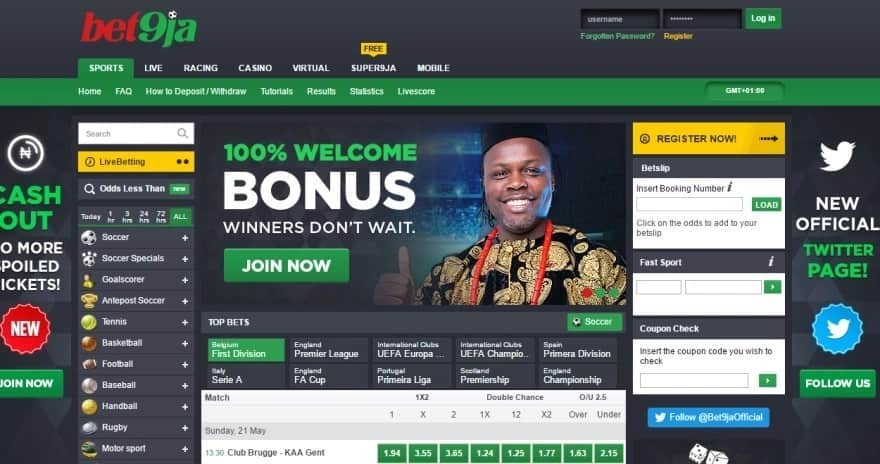 Bet9ja soccer special rules for betting ▷ Legit ng