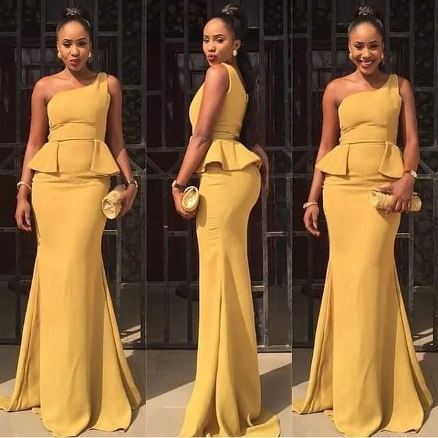 new selection Clearance sale good Latest Nigerian dinner gowns in 2017 ▷ Legit.ng