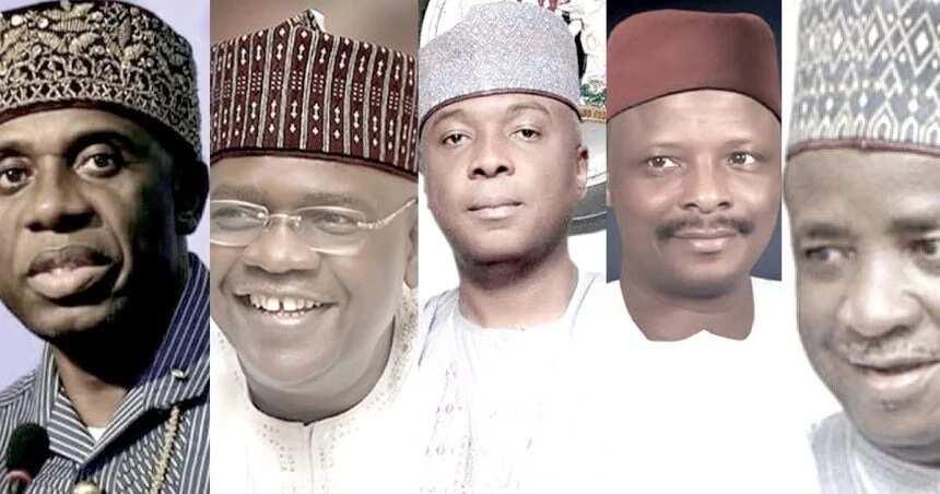 Bango ya tsage: Kawunan tsaffin 'yan PDP da suka koma APC ya rarrabu