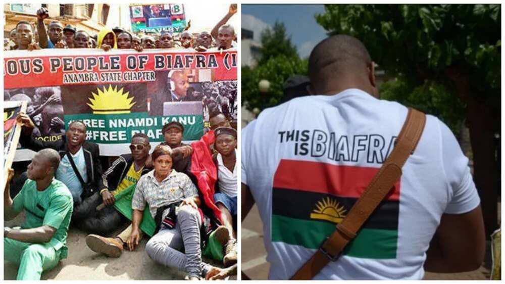 Remove Itsekiri land from Biafra map to avoid civil war – Itsekiri youths warn IPOB, MASSOB