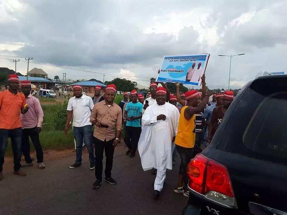 Takkadamar Kwankwaso da Ganduje: Wasu yan siyasan Kano uku na shirin kaiwa Kwankwaso hari – Kwankwasiyya
