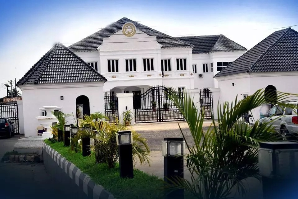 Image result for Ooni Of Ife's Palace