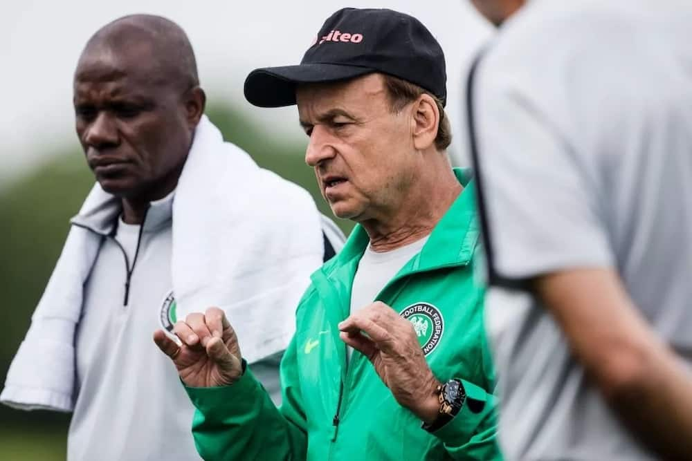 Nigeria and Saudi Arabia in talks over September friendly