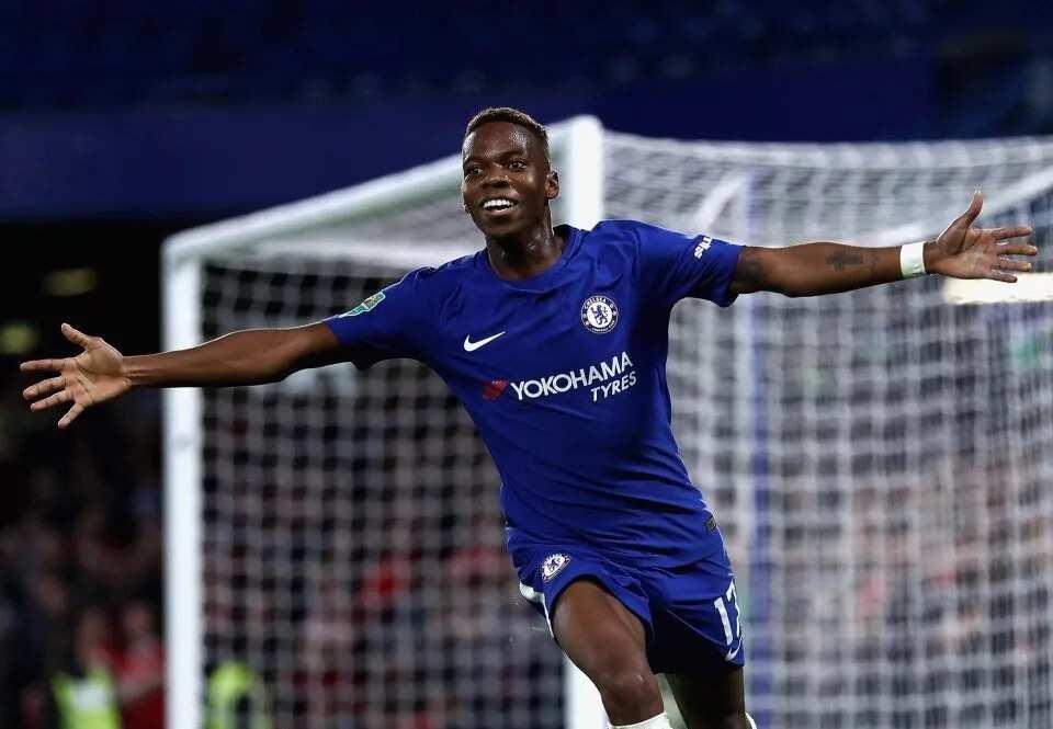 Arsenal want the signing of Chelsea youngster Charly Musonda ▷ Legit ng