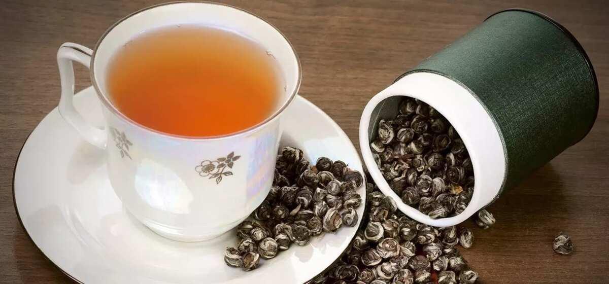 Oolong tea intro