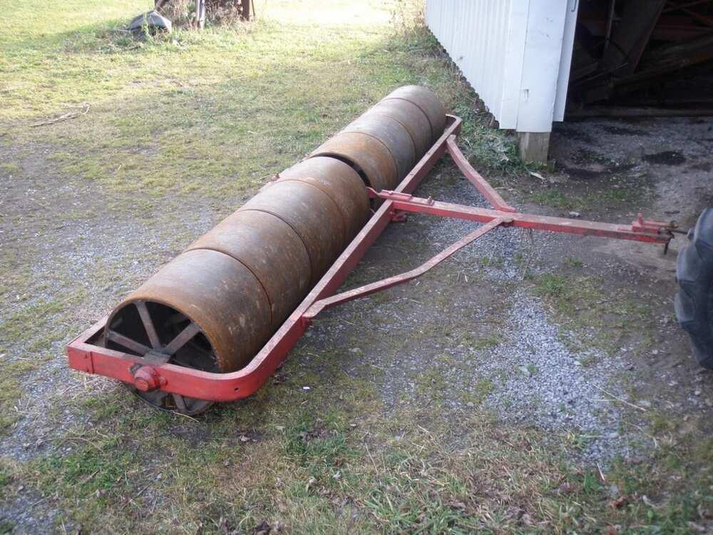 Common farm equipment