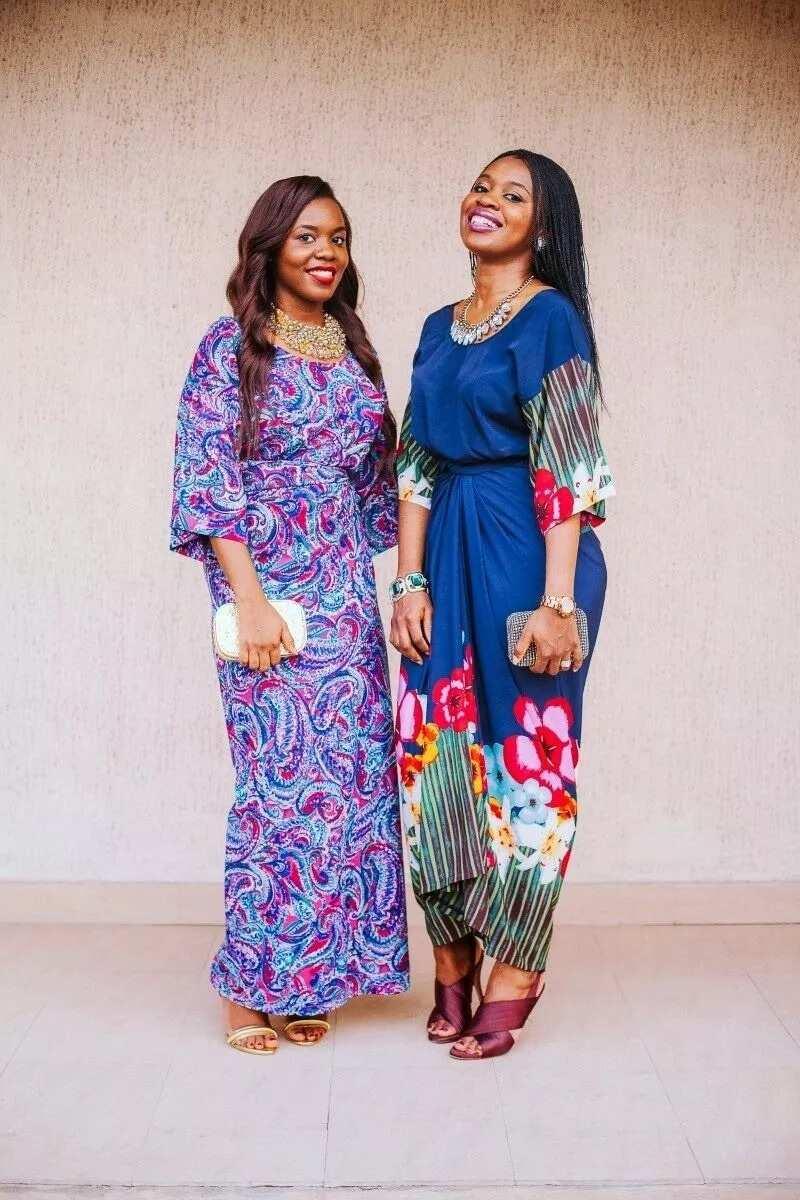 Female Iro and Buba styles