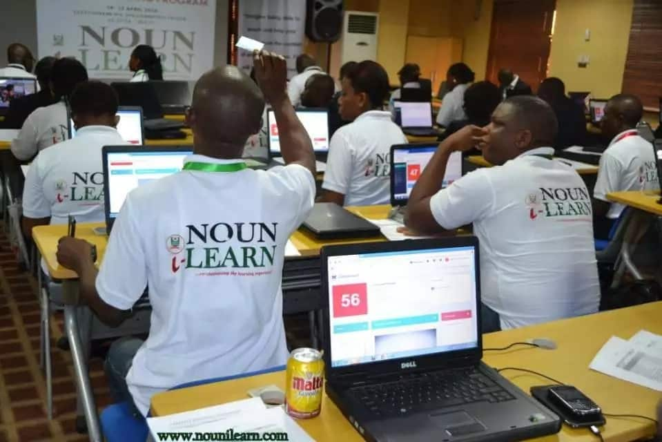 National Open University accredited courses by NUC 2018
