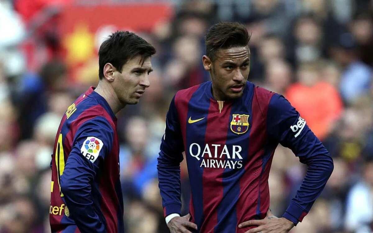 Neymar zai yi zaman sa a Barcelona har 2021 ▷ Legit ng