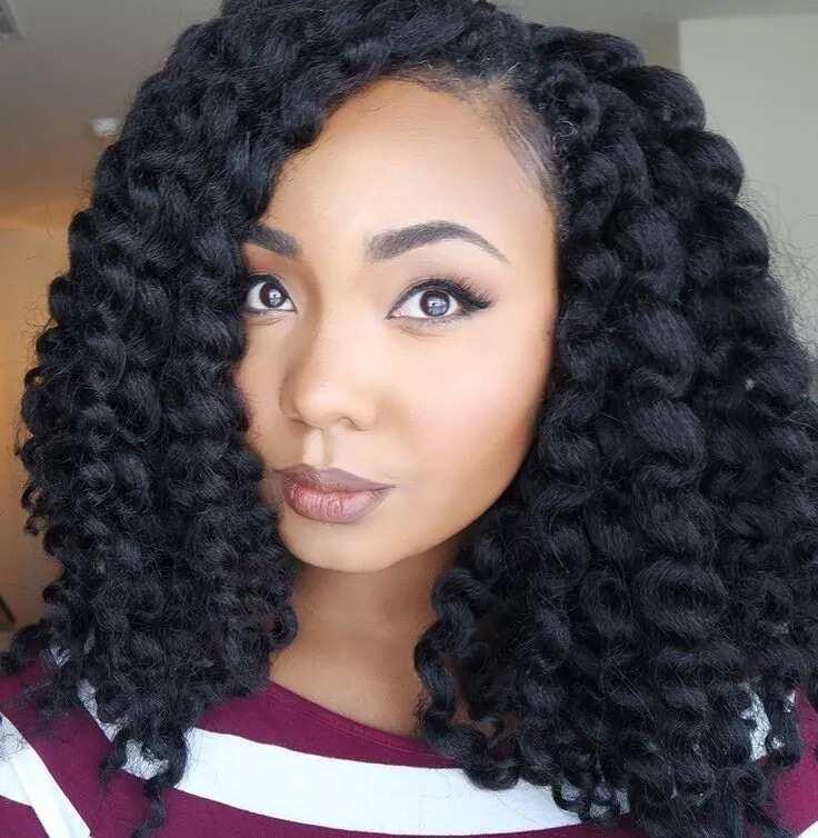 Kinky Braids Hairstyles In Nigeria Legit Ng