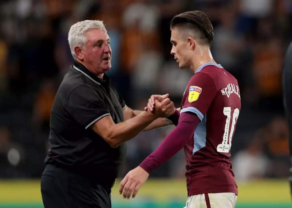 Aston Villa sack Steve Bruce and looking for a new manager