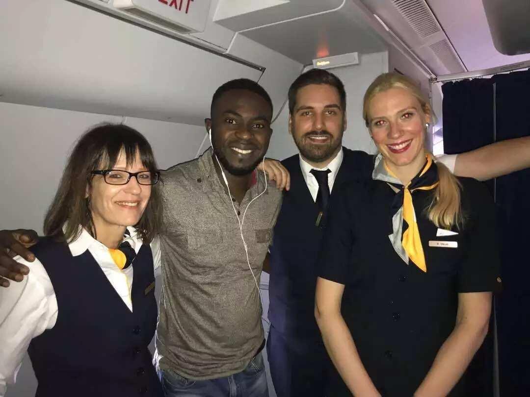 Sports journalist Bolarinwa Olajide (@iambolar) emerges winner of the #FlyLufthansaToRussia contest