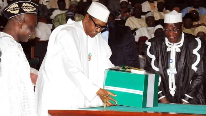 President Buhari submits N30.67 million to fuel aso rock generator, plant, N33.2 million for new books in 2022
