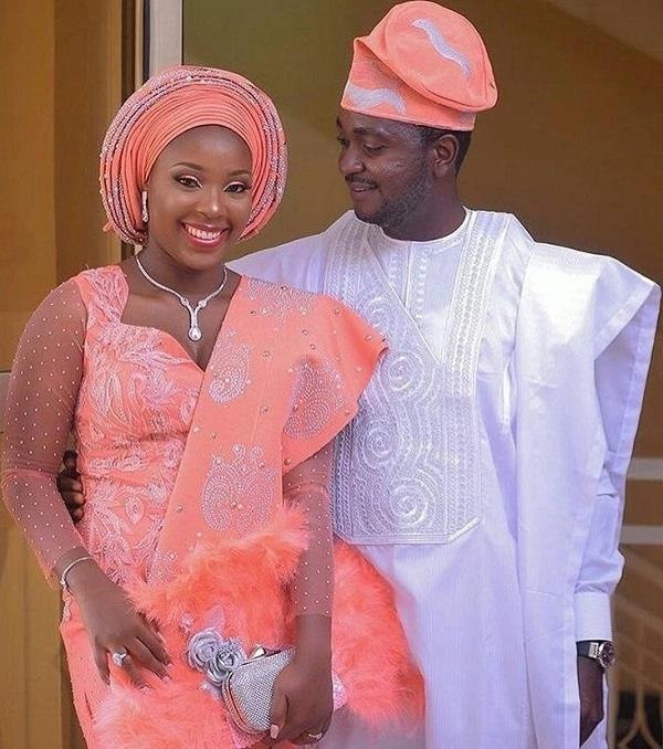 Yoruba Traditional Wedding Attire For